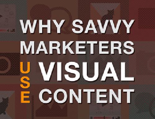 Pour avoir du partage, publiez du contenu visuel ! [Infographie]