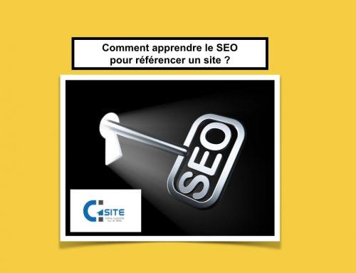Comment apprendre le SEO pour référencer un site ?