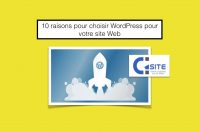 choisir WordPress site Web
