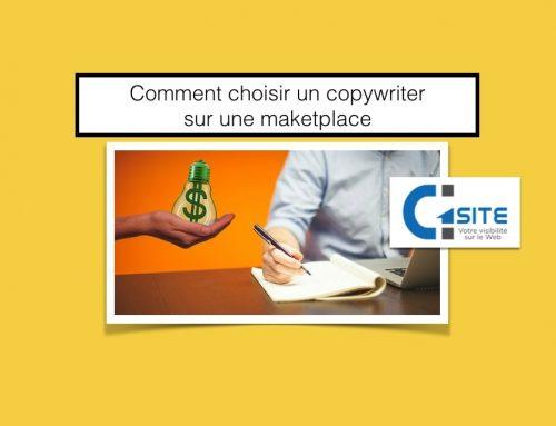 10 critères pour choisir un copywriter sur une marketplace