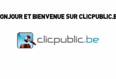 Entreprendre sur le net, interview de start-up : Clicpublic.be