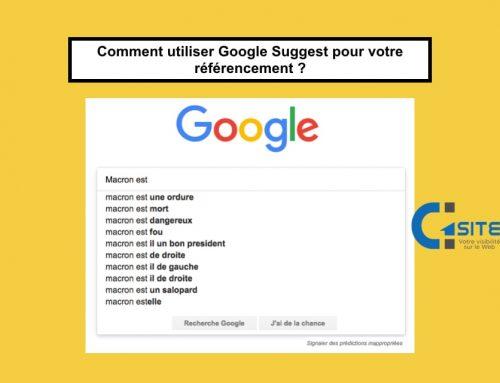 Comment utiliser Google Suggest pour votre référencement ?