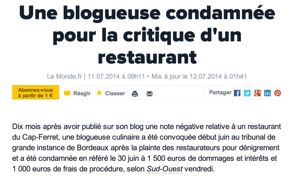 e-reputation-critique-restaurant