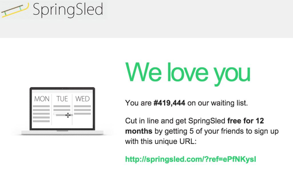 email-springsled