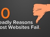 9 erreurs à éviter lors de la création d'un site web.