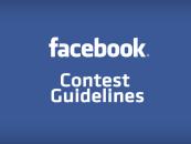 Concours Facebook : analyse du changement de règles.