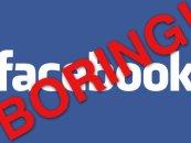 Les jeunes passent de moins en moins de temps sur Facebook