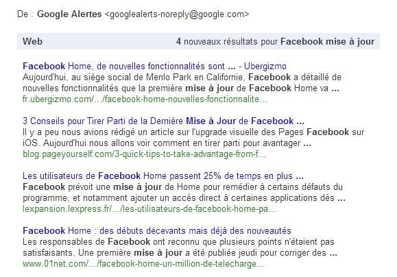 facebookmiseajour