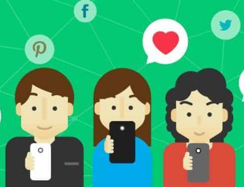 Réseaux sociaux : tous les chiffres sur une image