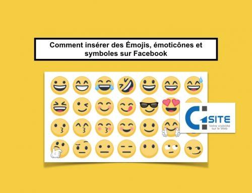 Comment insérer des Émojis, émoticônes et symboles sur Facebook