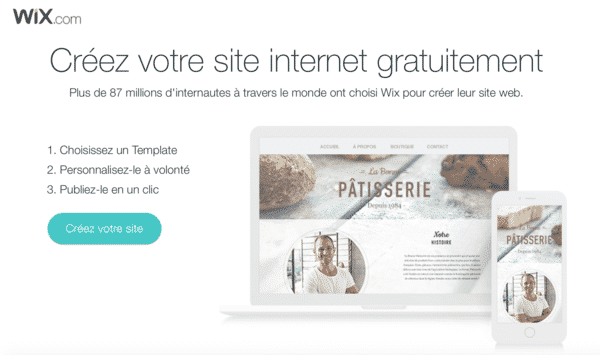 exemple-wix-landing-page