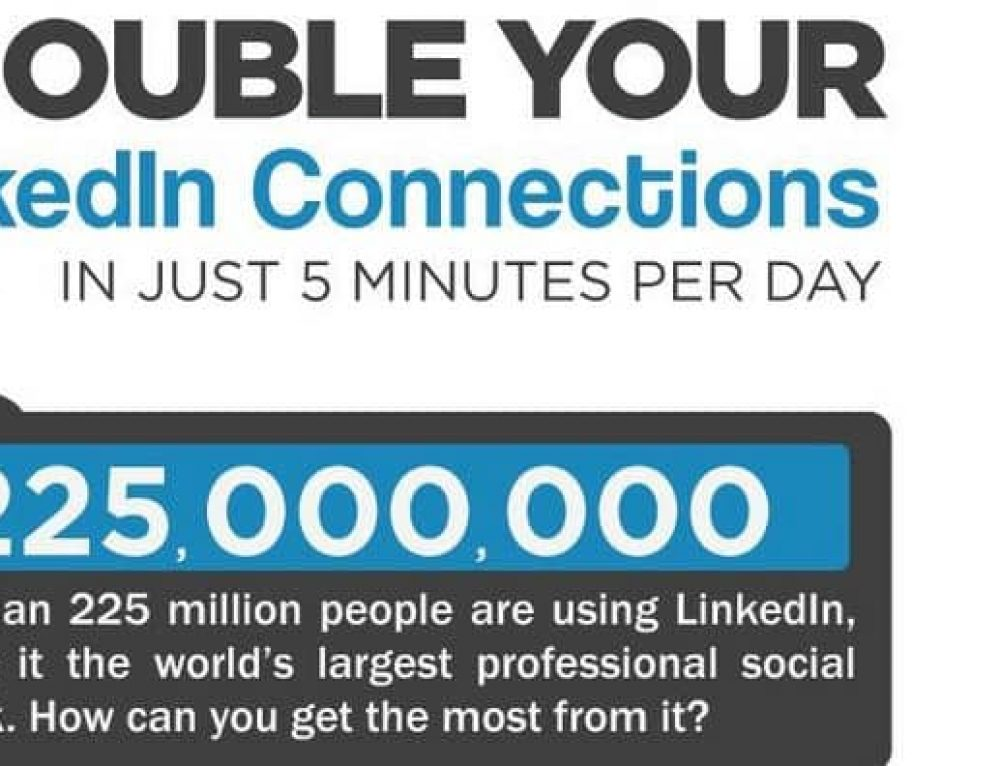 10 conseils pour augmenter vos connexions sur Linkedin