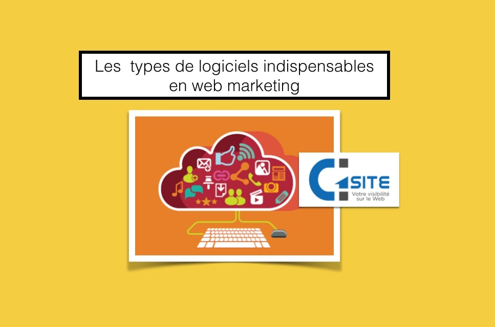 logiciels indispensables web marketing