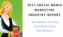 Marketing sur les réseaux sociaux en 2013, tous les chiffres