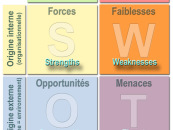 Matrice SWOT personnelle