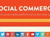 Quelles plateformes sociales génèrent le plus de ventes ?