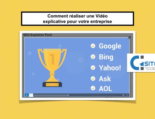 Comment réaliser une Vidéo explicative pour votre entreprise