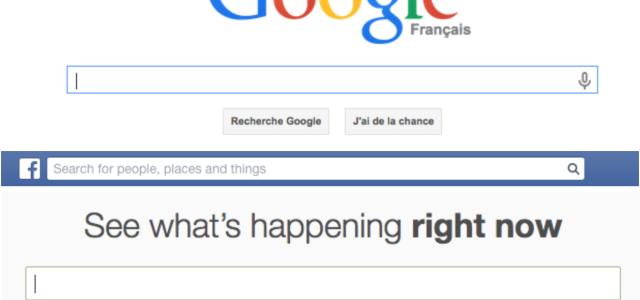 Comment faire des recherches sur Google, Twitter, Facebook