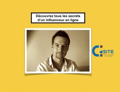 Découvrez tous les secrets d'un influenceur en ligne #interview
