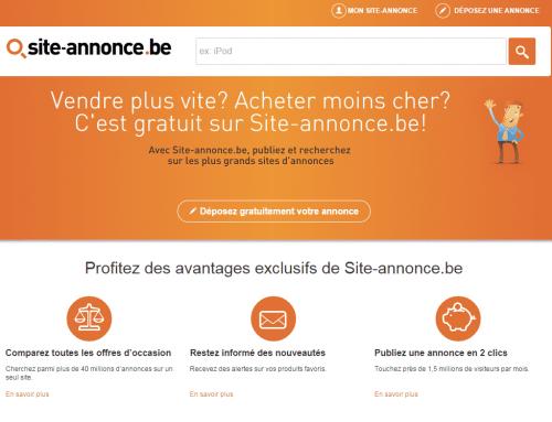 StartUp Interview de Bart Verschuren fondateur de Site-annonce.be