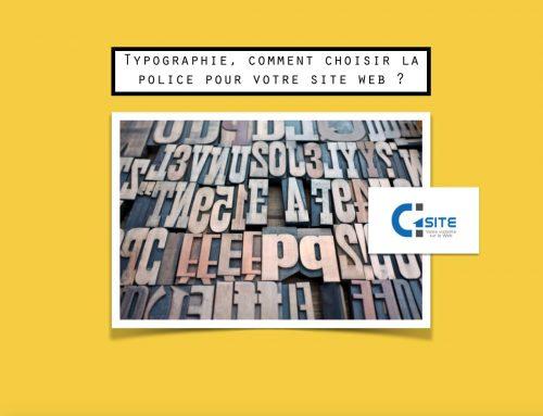 Typographie, comment choisir la police pour votre site web ?