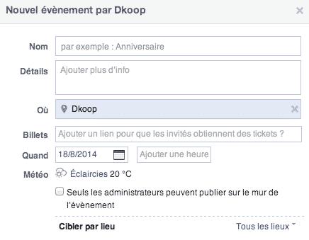 évènement-facebook-ciblage