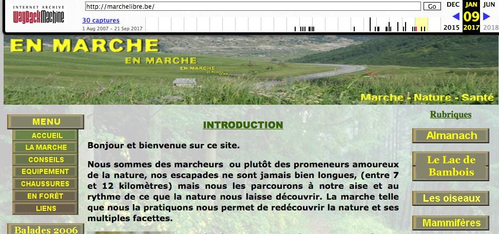 web-archive-domaine