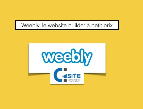 Weebly, le website builder à petit prix