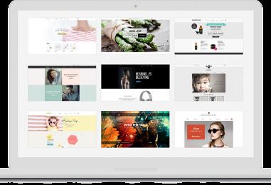 Votre boutique en ligne à l'image de votre vitrine grâce à Wix